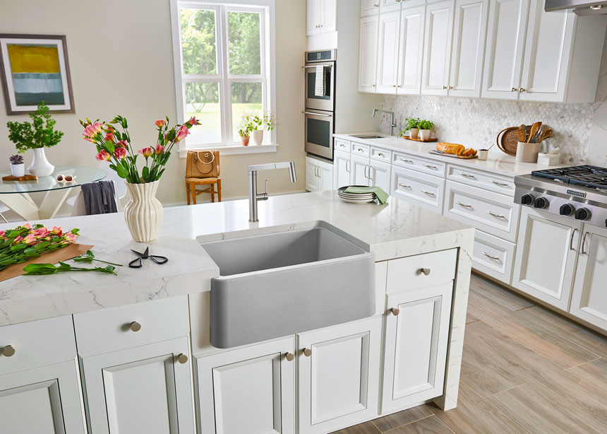 Reinvented Farmhouse – Sink