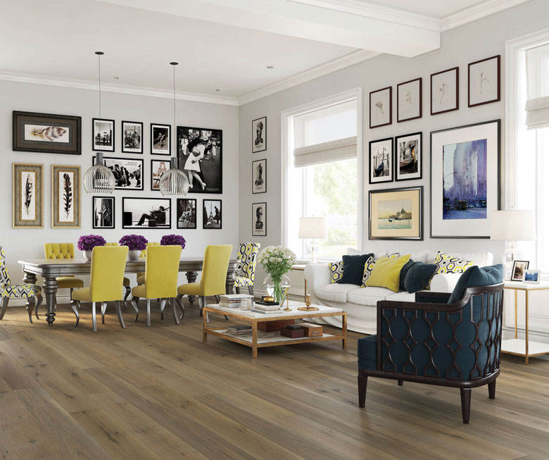 Luxury Flooring -  Carlisle Wide Plank Floors