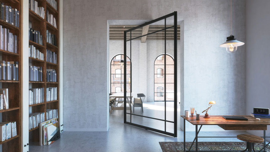 Pivoting Room Dividers - Portapivot