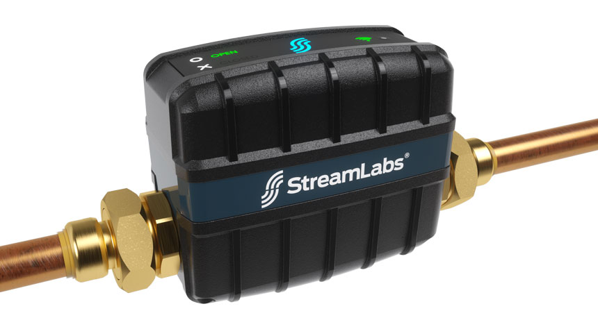 Water Monitoring – By SteamLabs